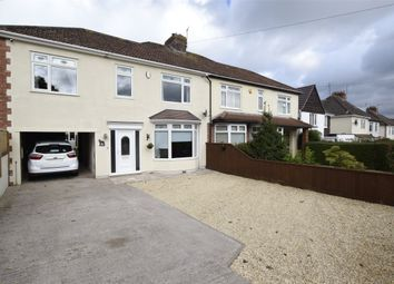 Thumbnail 4 bed semi-detached house for sale in Riding Barn Hill, Wick, Bristol