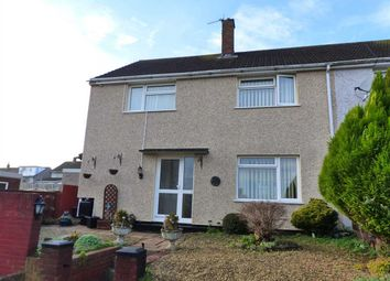 Thumbnail 4 bedroom semi-detached house for sale in Somerset Way, Bulwark, Chepstow
