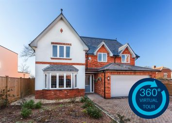Thumbnail 5 bed detached house for sale in London Road, Rockbeare, Exeter