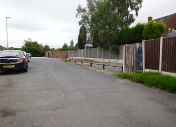 Thumbnail Land for sale in Off Holly Road, Newcastle, Staffordshire