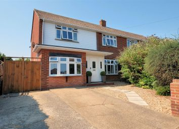 Thumbnail 3 bed semi-detached house for sale in Herne Bay Road, Whitstable