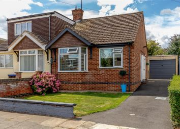 Thumbnail 2 bed semi-detached bungalow for sale in Pennine Way, Northampton