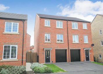 Thumbnail 4 bed semi-detached house for sale in Weavers Way, South Normanton, Alfreton