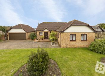 Thumbnail 3 bed bungalow for sale in Hockley Close, Bradwell-On-Sea, Essex