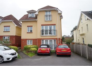 Thumbnail 3 bedroom flat for sale in 39 Parkwood Road, Bournemouth