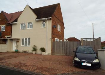 Thumbnail 3 bed semi-detached house for sale in Covey Hall Road, Snodland