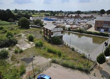 Thumbnail Commercial property for sale in Plot 1, Mixed Use Development, Ellesmere Wharf, Shropshire
