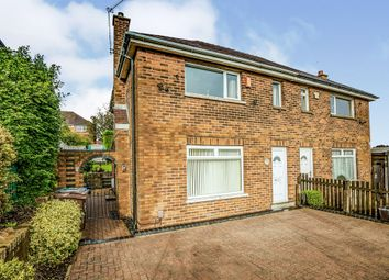 Thumbnail 2 bed semi-detached house for sale in Avenel Road, Allerton, Bradford