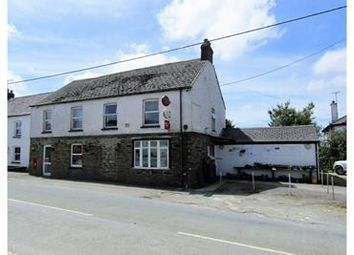 Thumbnail Commercial property for sale in Marshgate Post Office And Stores, Marshgate, Marshgate, Cornwall