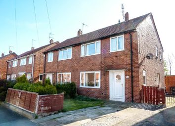 Thumbnail 3 bedroom semi-detached house for sale in Ripon Drive, Willington, Crook, County Durham