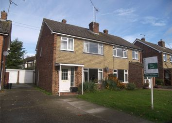 Thumbnail 3 bed semi-detached house for sale in Chaseside Avenue, Twyford, Berkshire