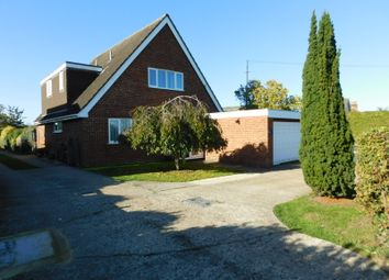 Thumbnail 3 bed detached house for sale in Norton Road, Stotfold, Hitchin, Herts