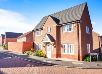 3 bed detached house for sale in May Drive, Glenfield, Leicester LE3