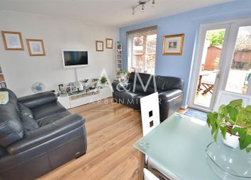 Thumbnail 2 bed terraced house for sale in Sherman Gardens, Chadwell Heath, Romford