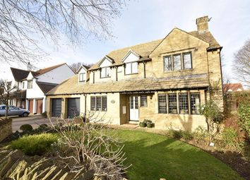 Thumbnail 4 bedroom detached house for sale in Stoke Park Close, Bishops Cleeve, Cheltenham