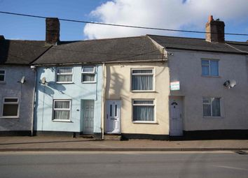 Thumbnail 1 bed cottage to rent in Higher Street, Cullompton