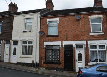Thumbnail 2 bedroom terraced house for sale in Elm Street, Cobridge, Stoke-On-Trent