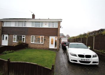 Thumbnail 3 bed semi-detached house for sale in Larks Hill, Pontefract, West Yorkshire