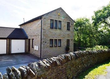 Thumbnail 4 bed link-detached house for sale in Halifax Old Road, Huddersfield
