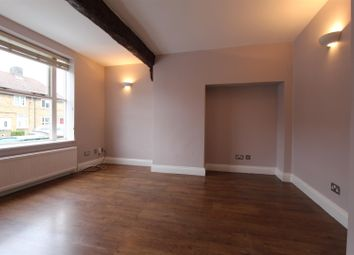 Thumbnail 3 bed terraced house to rent in Glastonbury Road, Morden