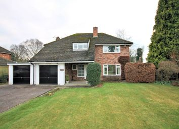 Thumbnail 4 bed property to rent in Stocks Lane, Over Peover, Knutsford