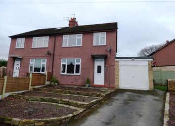 Thumbnail 3 bed semi-detached house for sale in Jodrell Meadow, Whaley Bridge, High Peak, Derbyshire