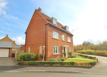 Thumbnail 5 bed detached house for sale in Pillow Way, Buckingham
