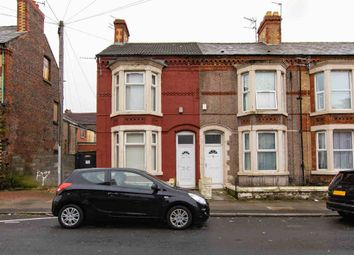 Thumbnail 5 bed end terrace house for sale in Bedford Road, Bootle