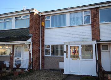 Thumbnail 3 bed terraced house for sale in Moorland Road, Bridgwater