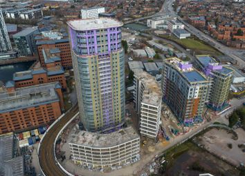 2 bed flat for sale in Northill Apartments, Fortis Quay, Salford M50