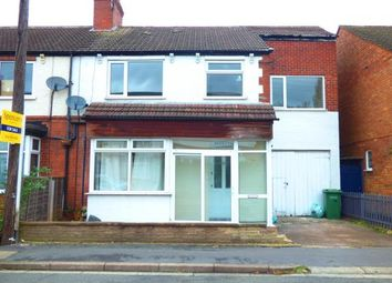 Thumbnail 4 bedroom semi-detached house for sale in Brighton Avenue, Wigston, Leicestershire, Leicester