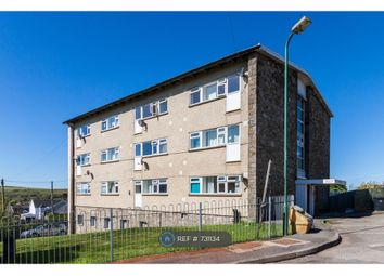 Thumbnail 2 bed flat to rent in The Hendre Flats, Brynmawr, Gwent