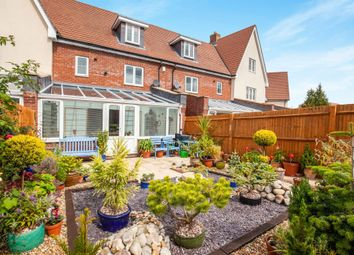Thumbnail 4 bed town house for sale in Berkley Avenue, Hailsham