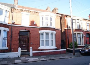 Thumbnail 5 bed terraced house to rent in Peterborough Road, Wavertree, Liverpool, Merseyside