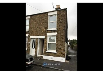 Thumbnail 2 bed terraced house to rent in Richmond Road, Sheerness