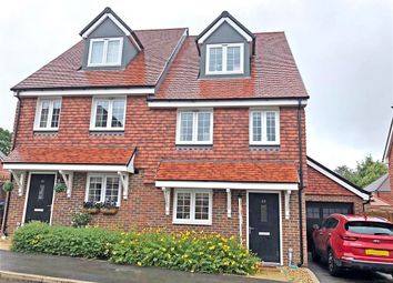 Thumbnail 3 bed semi-detached house for sale in Ridgeway, Haywards Heath, West Sussex