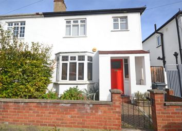 Thumbnail 3 bed semi-detached house for sale in Castle Road, Isleworth