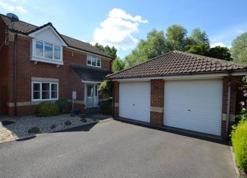 Thumbnail 4 bed detached house for sale in Ashleigh Road, Honiton, Devon