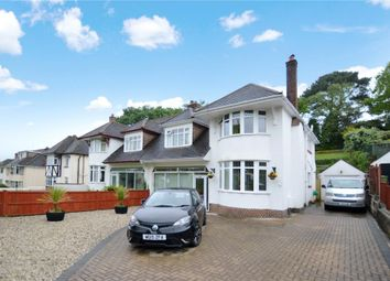 Thumbnail 4 bed semi-detached house for sale in Aller Brake Road, Newton Abbot, Devon