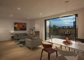 Thumbnail 3 bed flat for sale in Prospect East, Stratford