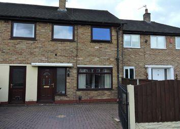 Thumbnail 3 bedroom terraced house for sale in Heathfield Drive, Ribbleton, Preston