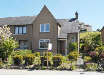 Thumbnail 3 bedroom semi-detached house for sale in Bongate, Jedburgh
