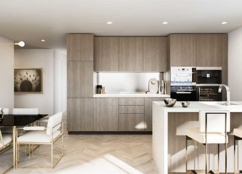 Thumbnail 2 bed flat for sale in Principal Place, Principal Tower, London