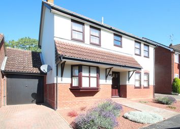Thumbnail 3 bed detached house for sale in The Mowbrays, Framlingham, Woodbridge