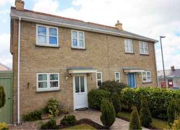 Thumbnail 3 bed semi-detached house for sale in Clodan Mews, St. Columb Road