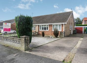 Thumbnail 2 bed semi-detached bungalow for sale in Hansard Drive, Gilberdyke, Brough