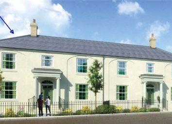 Thumbnail 4 bed semi-detached house for sale in Dukes Parade, Poundbury, Dorchester, Dorset