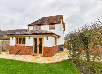 Thumbnail 4 bed detached house for sale in Oakfield, Stebbing, Essex