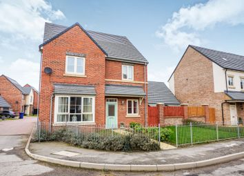 Thumbnail 4 bed detached house for sale in Whitworth Park Drive, Houghton Le Spring