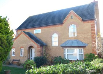 Thumbnail 4 bed detached house for sale in Townsend Way, Folksworth, Peterborough, Cambridgeshire